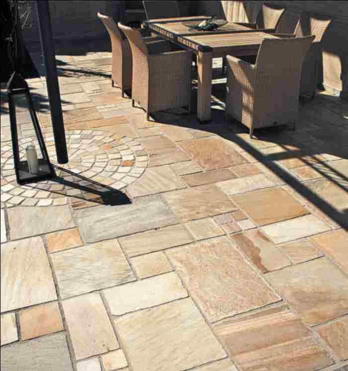 terrassenplatten steinplatten gehwegplatten steinfliesen, Garten und erstellen