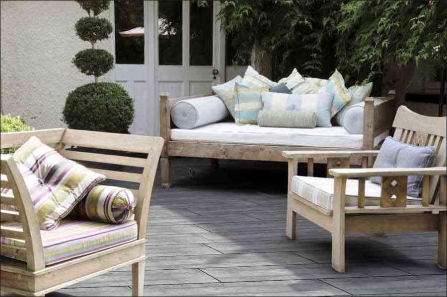 Terrassenplatten Cm Feinsteinzeug Terrassen Fliesen - Outdoor fliesen verlegen