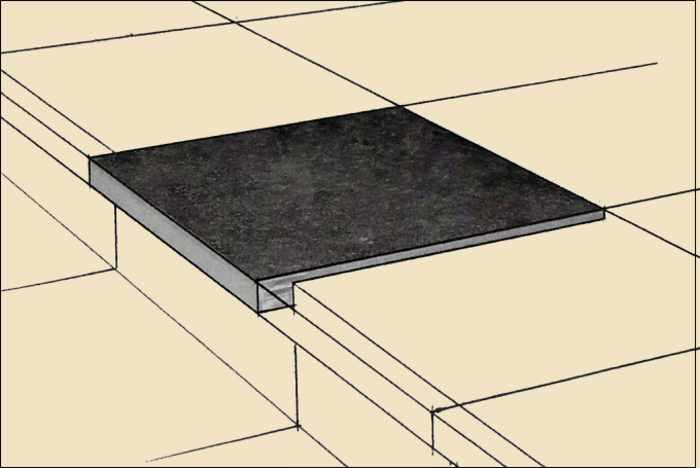 treppenfliesen fliesen treppe stufenplatten treppenplatten treppe fliesen berlin potsdam. Black Bedroom Furniture Sets. Home Design Ideas
