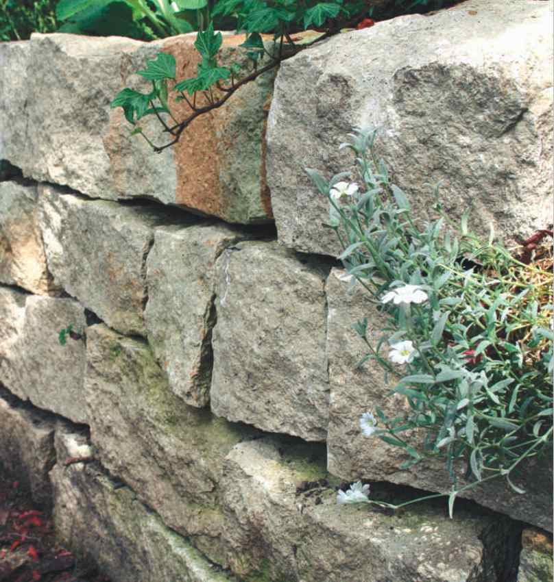 naturstein mauer steinmauer mauer aus naturstein. Black Bedroom Furniture Sets. Home Design Ideas
