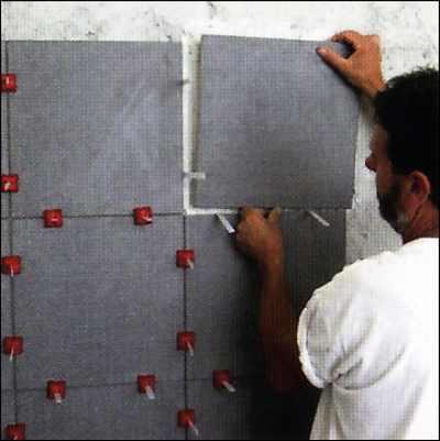 Tuscan Levelling System Verlegung Großformate Fliesen Kalibriert - Kalibrierte fliesen kaufen