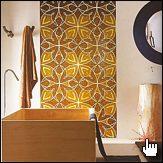 materialien f r ausbauarbeiten glas farbiger boden. Black Bedroom Furniture Sets. Home Design Ideas
