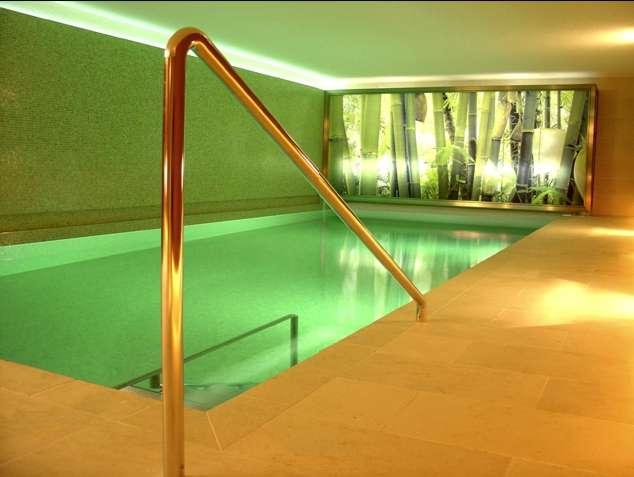 Wellness fliesen naturstein dampfbad badezimmer fliese - Schwimmbad mosaik ...