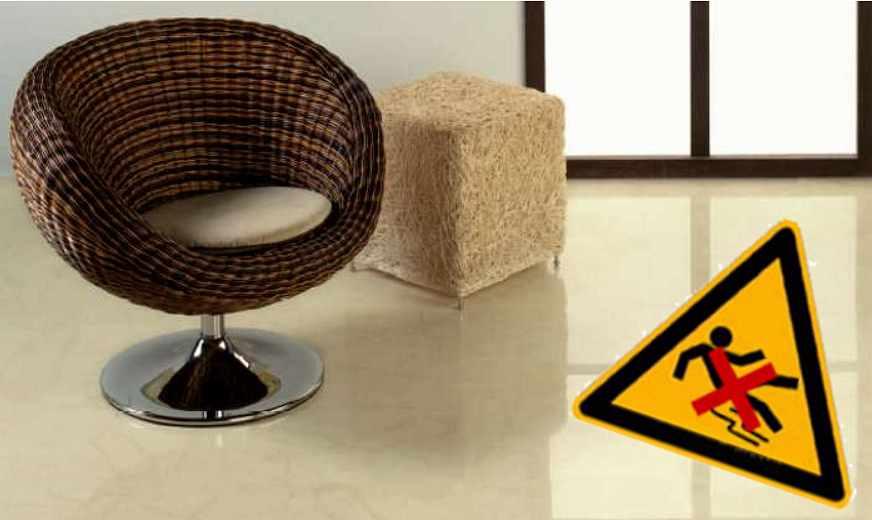 nachtr gliche chemische behandlung rutschhemmung fliesen. Black Bedroom Furniture Sets. Home Design Ideas