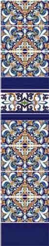 Orientalische spanische Fliesen Fliese f�r Treppenhaus  Gaya Fores Berlin, Potsdam, Brandenburg