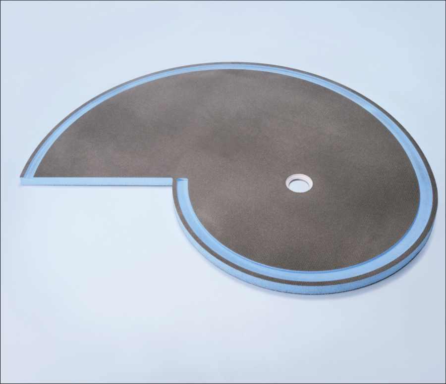runddusche fliesen verschiedene design. Black Bedroom Furniture Sets. Home Design Ideas