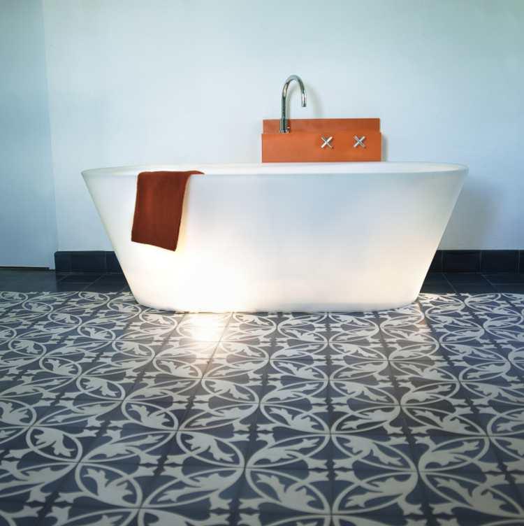 via zementfliesen zement fliesen. Black Bedroom Furniture Sets. Home Design Ideas