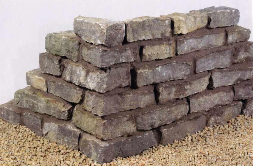 Mauersteine Naturstein Gartenmauer Granitstein, Granit Sandstein Granitmauerstein Trockenmauer Garten Angebot, Preis, H�ndler kaufen in Berlin, Potsdam, Brandenburg